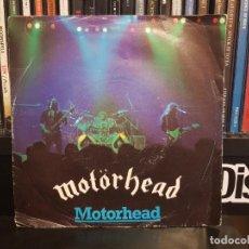 Disques de vinyle: MOTORHEAD - MOTORHEAD. Lote 244666180