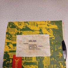 Discos de vinilo: GINA BARO / CUBANACAN / LAMENTO DE EBANO / EL FRUTERO / CIELITO LINDO (EP 62). Lote 244668095