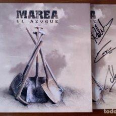 Discos de vinilo: MAREA- EL AZOGUE VINILO. Lote 244672375