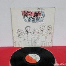 Discos de vinilo: LA TRINCA - TRINCAR Y RIURE - LP - EDIGSA 1971 SPAIN CPS 270 GATEFOLD. Lote 244677370