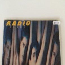 Discos de vinilo: RADIO FUTURA. SINGLE. ESCUELA DE CALOR.. Lote 244689485