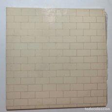 Discos de vinilo: DOBLE LP GATEFOLD PINK FLOYD THE WALL EDICIÓN ESPAÑOLA DE 1986. Lote 244690100