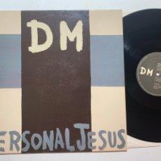 Discos de vinilo: MAXI DEPECHE MODE PERSONAL JESUS EDICIÓN ESPAÑOLA DE 1989. Lote 244690690