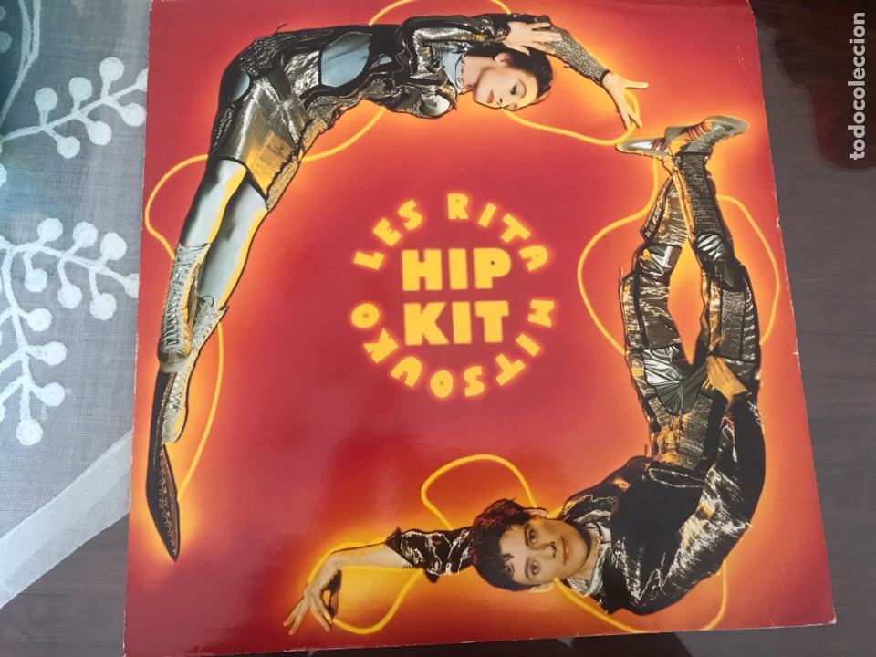 LES RITA MITSOUKO HIP KIT MAXI SINGLE (Música - Discos de Vinilo - Maxi Singles - Electrónica, Avantgarde y Experimental)
