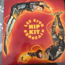 Discos de vinilo: LES RITA MITSOUKO HIP KIT MAXI SINGLE. Lote 244693010
