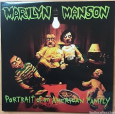 "Discos de vinilo: MARILYN MANSON ""PORTRAIT OF AN AMERICAN FAMILY"" LP, NOTHING RECORDS RELEASED IN U.S 2020. SELLADO!!!. Lote 244693250"