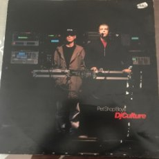 Discos de vinilo: PET SHOP BOYS DJ CULTURE MAXI SINGLE. Lote 244693660