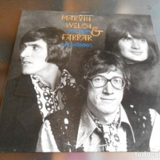 Disques de vinyle: MARVIN, WELCH & FARRAR - STEP FROM THE SHADOWS -, LP, MARMADUKE + 17 , AÑO 1986 MADE IN U. K.. Lote 244707575