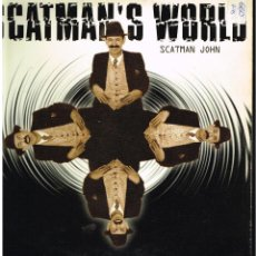 Discos de vinilo: SCATMAN JOHN - SCATMAN'S WORLD - MAXI SINGLE 1995 - ED. ESPAÑA. Lote 288528483