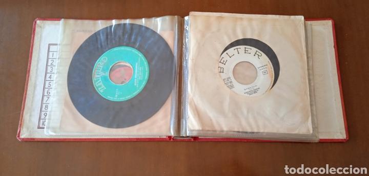 Discos de vinilo: Interesante álbum 12 discos single antiguos. ZAFIRO, BELTER Microsurco, DEMON,TELEFUNKEN, ODEON,.. - Foto 9 - 244716130