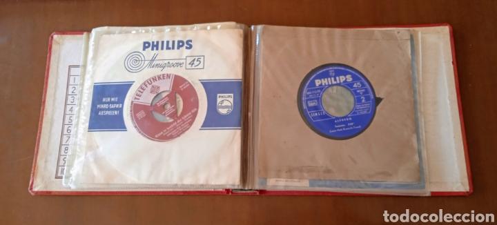 Discos de vinilo: Interesante álbum 12 discos single antiguos. ZAFIRO, BELTER Microsurco, DEMON,TELEFUNKEN, ODEON,.. - Foto 11 - 244716130