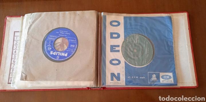 Discos de vinilo: Interesante álbum 12 discos single antiguos. ZAFIRO, BELTER Microsurco, DEMON,TELEFUNKEN, ODEON,.. - Foto 12 - 244716130