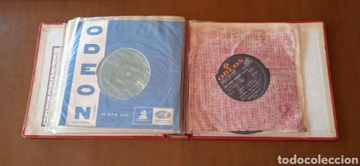 Discos de vinilo: Interesante álbum 12 discos single antiguos. ZAFIRO, BELTER Microsurco, DEMON,TELEFUNKEN, ODEON,.. - Foto 14 - 244716130