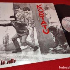 Discos de vinilo: KORTATU A LA CALLE 12'' MX 1986 SOÑUA EXCELENTE ESTADO. Lote 244717110