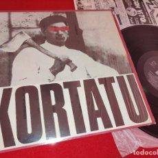Discos de vinilo: KORTATU LP 1985 SOÑUA EXCELENTE ESTADO. Lote 244717785