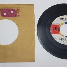 Discos de vinilo: BOB CONRAD. SINGLE. MADE IN USA. PROMO. WARNER RECORDS.. Lote 244721510