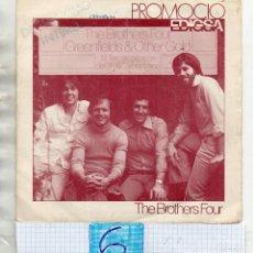 Discos de vinilo: THE BROTHERS FOUR -PEDIDO MÍNIMO 10€ EN ARTÍCULOS. Lote 244722195