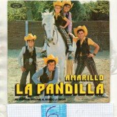 Discos de vinilo: LA PANDILLA - PEDIDO MÍNIMO 10€ EN ARTÍCULOS. Lote 244722625
