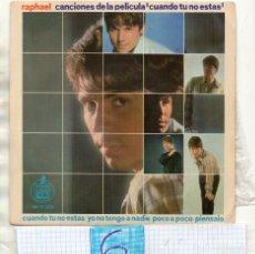 Discos de vinilo: RAPHAEL- PEDIDO MÍNIMO 10€ EN ARTÍCULOS. Lote 244722875