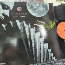 Discos de vinilo: ASTOR PIAZZOLLA LP ADIÓS NONINO ESPAÑA 1989. Lote 244723055