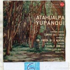 Discos de vinilo: ATAHUALPA YUPANQUI - PEDIDO MÍNIMO 10€ EN ARTÍCULOS. Lote 244723865