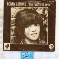 Discos de vinilo: DONNY OSMOND - PEDIDO MÍNIMO 10€ EN ARTÍCULOS. Lote 244724275