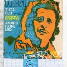 Discos de vinilo: DOMENICO MODUGNO - PEDIDO MÍNIMO 10€ EN ARTÍCULOS. Lote 244724460