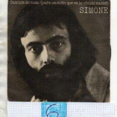 Discos de vinilo: SIMONE - PEDIDO MÍNIMO 10€ EN ARTÍCULOS. Lote 244725300