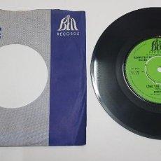 Discos de vinilo: BOBBY DARIN. SINGLE. MADE IN ENGLAND. PROMO.BELL RECORDS.. Lote 244725540