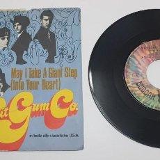 Discos de vinilo: 1910 FRUITGUM COMPANY. SINGLE. MADE IN ITALY. KAMA SUTRA.. Lote 244736460