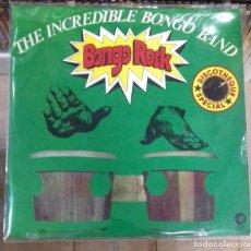 Discos de vinilo: THE INCREDIBLE BONGO BAND - BONGO ROCK LP ED ESPANOLA 1973. Lote 244739080