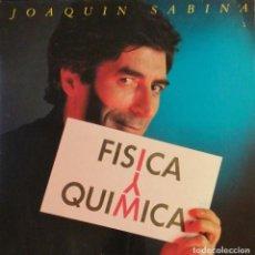 """Discos de vinilo: JOAQUÍN SABINA """"FÍSICA Y QUÍMICA"""" LP VINILO. Lote 244740635"""