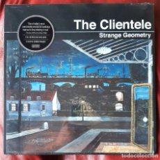 Discos de vinilo: THE CLIENTELE - STRANGE GEOMETRY LP. Lote 244740675