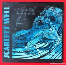 Discos de vinilo: SCARLET´S WELL - THE ISLE OF THE BLUE FLOWERS LP. Lote 244741360
