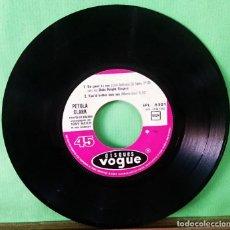 Discos de vinilo: PETULA CLARK.DOWNTOWN Y OTRAS . EP 4 CANCIONES 1964- LIMPIO,TRATADO CON ALCOHOL ISOPROPÍLICO - AZ. Lote 244741845