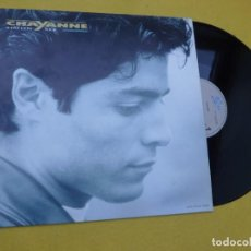 "Discos de vinilo: 12"" CHAYANNE - SIMON SEZ - SPAIN PRESS - EPIC - 656701 6 (EX+/EX+). Lote 244748740"