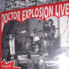 "Discos de vinilo: E.P. 7"" 45 RPM - DOCTOR EXPLOSION - LIVE' (1992 THUNDER PUSSY). Lote 244752365"