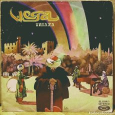 Discos de vinilo: VEGA - TRIANA / ARCO IRIS SG MOVIEPLAY 1978. Lote 244753985
