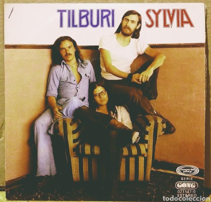 TILBURI - SYLVIA / SE BUSCA SG MOVIEPLAY 1976 (Música - Discos - Singles Vinilo - Grupos Españoles de los 70 y 80)