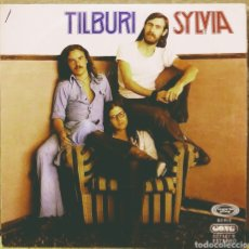 Discos de vinilo: TILBURI - SYLVIA / SE BUSCA SG MOVIEPLAY 1976. Lote 244754860