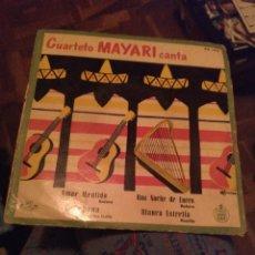 Discos de vinilo: CUARTETO MAYARI. Lote 244754930