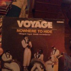 Discos de vinilo: VOYAGE. Lote 244757720