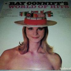 Discos de vinilo: RAY CONNIFF´S-WORLD OF HITS-ORIGINAL ESPAÑOL 1966. Lote 244763210