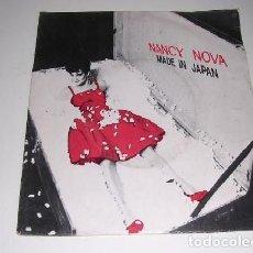 Discos de vinilo: NANCY NOVA MADE IN JAPAN. Lote 244769190