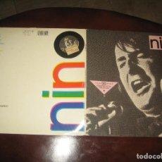 Discos de vinilo: NINO BRAVO - DOBLE LP. Lote 244770535