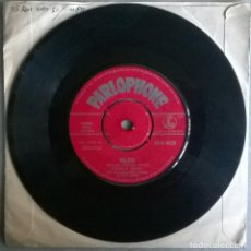 Discos de vinilo: CHARLIE DRAKE. VOLARE/ ITCHY TWITCHY FEELING. PARLOPHONE, UK 1958 SINGLE. Lote 244771110