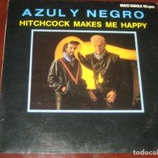 Discos de vinilo: AZUL Y NEGRO - MAXI - BUEN ESTADO. Lote 244771120