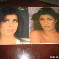 Discos de vinilo: JEANETTE - LOTE DE DOS LPS - BUEN ESTADO. Lote 244771195