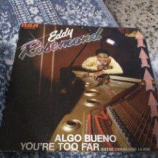 Discos de vinilo: EDDY ROSEMOND. Lote 244771290