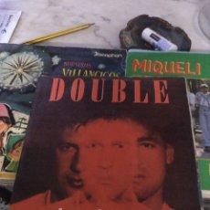 Discos de vinilo: DOUBLE. Lote 244775090